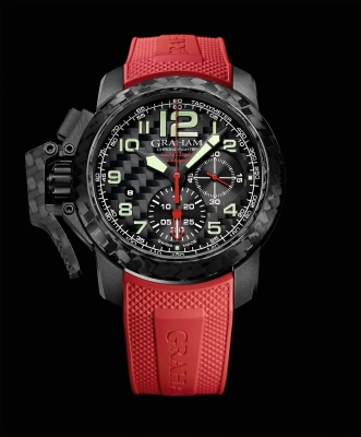 GRAHAM G1747, automatic chronograph, cena 265 000 Kč