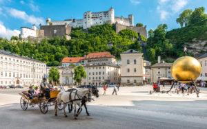 Kulturbilder, Stadt 2014 Bilder Tourismus Salzburg 2014