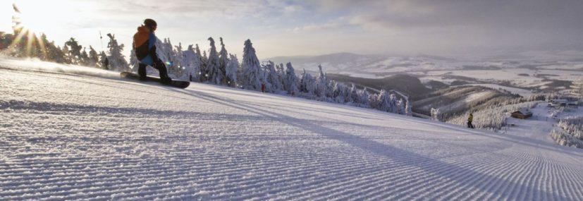 Na Dolní Moravě začíná lyžování!