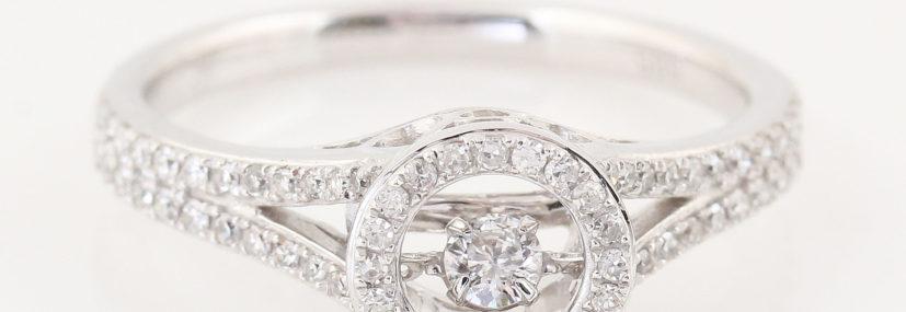 Diamant jako vyznání lásky