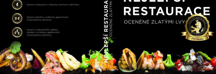 22 nejlepších restaurací v ČR