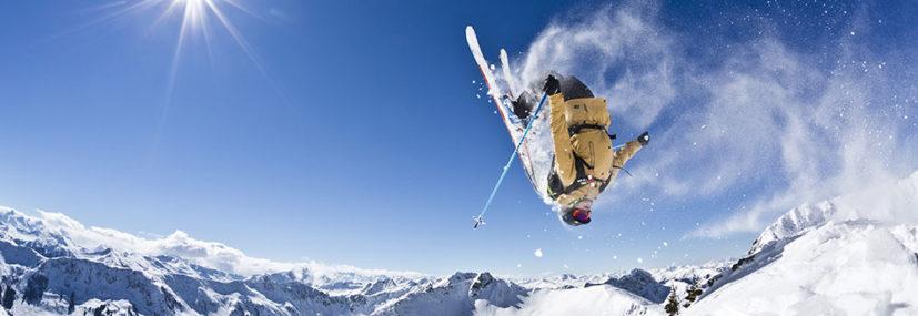Jarní lyžování vLeogangu: běžky, freeride, wellness i párty na sněhu