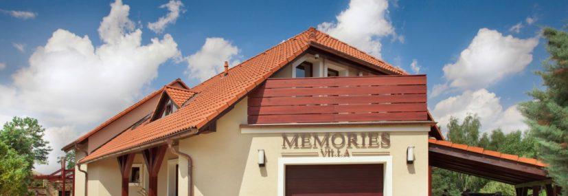 Martin Ditmar a jeho Villa Memories