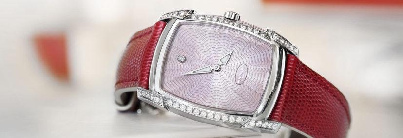 Úctu ke kráse podtrhují hodinky Parmigiani