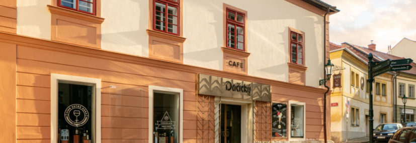 Apartmány a Cafe Dačický: Tip pro výlet do Kutné Hory
