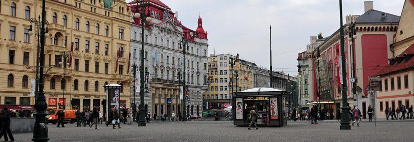 Přijďte v pátek 11.6. na Náměstí Republiky v Praze!
